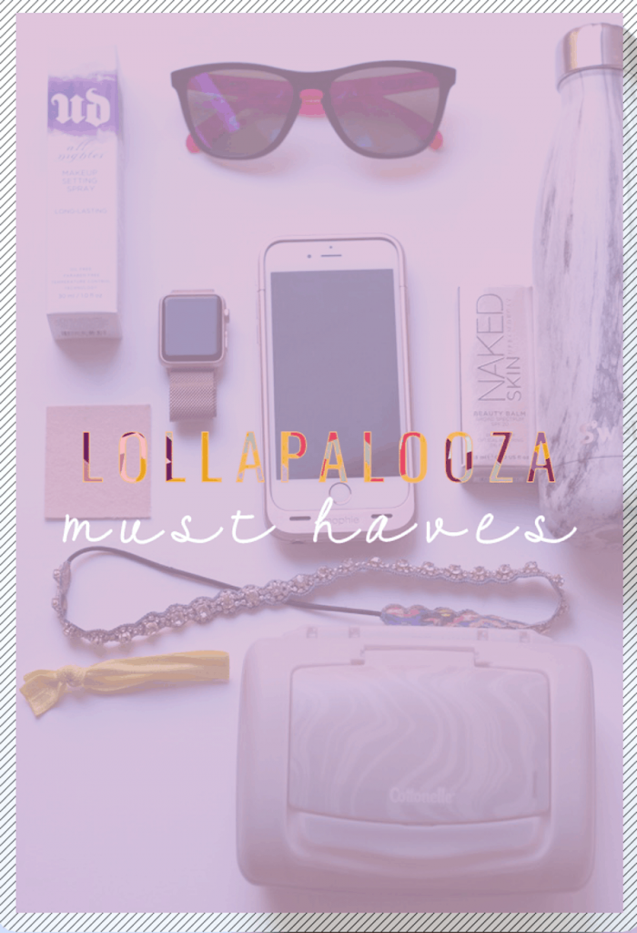Lollapalooza-Must-Haves