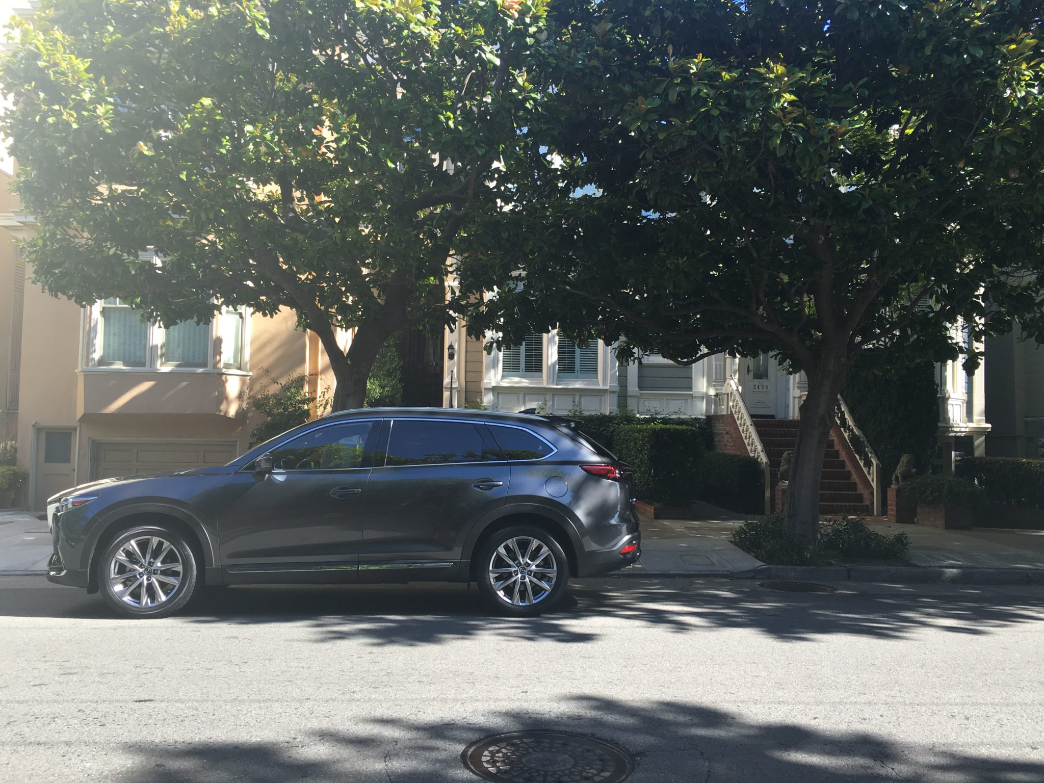 Weekend in San Francisco with Mazda