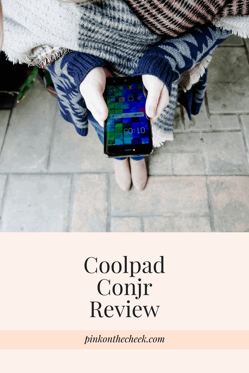 Coolpad Conjr Review