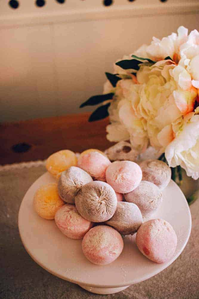 Spring Snacking with My/Mo Mochi Ice Cream